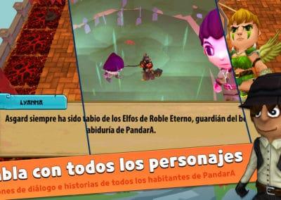 Captura de pantalla de Family HHeroeSS